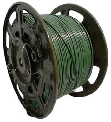 Cívka AÈR s jednožilovým kabelem 500m