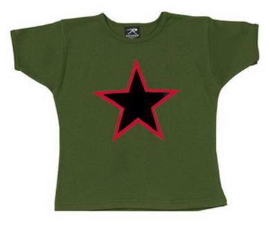 Triko dámské RED STAR OLIV