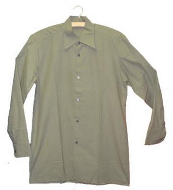 Košile zelená AÈR vz. 21
