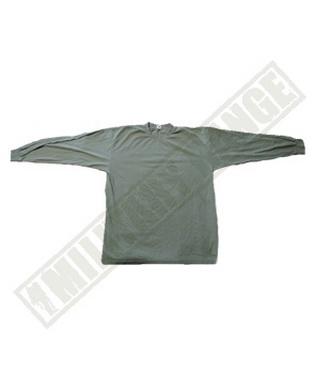 Triko AÈR vz. 95 dlouhý rukáv zelené použité