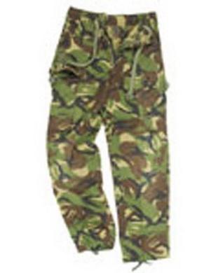 Kalhoty britské polní DPM