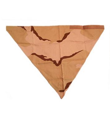 Šátek holandský na suchý zip DPM DESERT