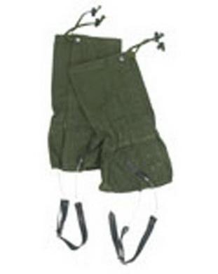 Spinky / návleky britské GORE-TEX OLIV - zvìtšit obrázek