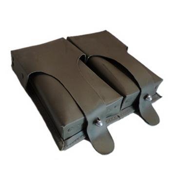 Sumka BW G3 2 ks A.A. mìkký plast OLIV použité