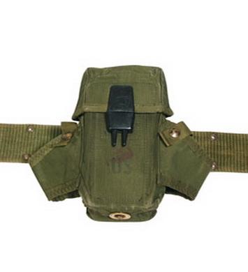 Sumka US M16/LC2 OLIV použitá