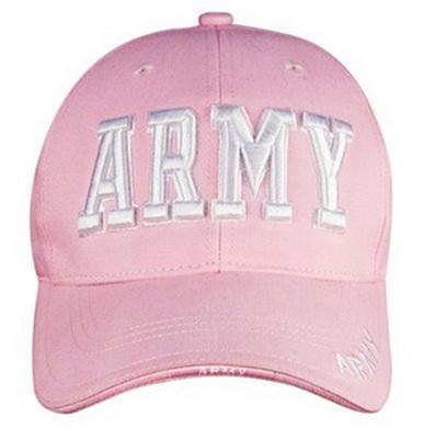 Èepice dámská BASEBALL ARMY RÙŽOVÁ - zvìtšit obrázek