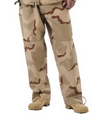 Kalhoty ECWCS GEN.II HYVAT 3-COL DESERT
