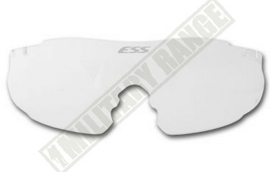 Náhradní sklo pro brýle ESS ICE èiré