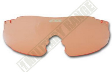 Náhradní sklo pro brýle ESS ICE èervené