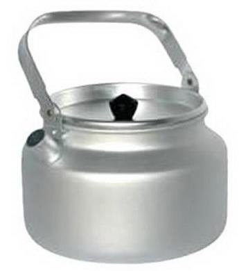 Èajník hliníkový