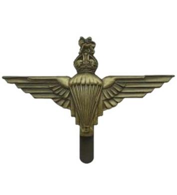 Odznak britský PARA - køídla mosaz