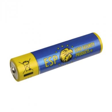 Baterie alkalická mikrotužková AAA
