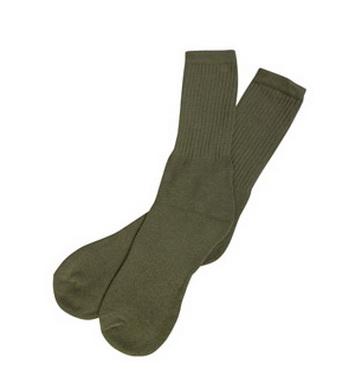 Ponožky PATROL OLIV vel.6-11