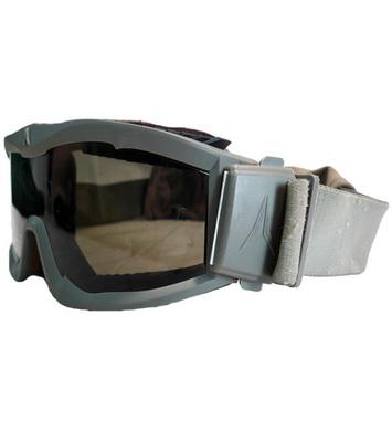 Brýle taktické FLAKJAK v pouzdøe FOLIAGE použité Arena