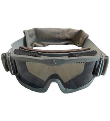 Brýle taktické FLAKJAK v pouzdøe FOLIAGE