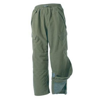 Kalhoty softshell HUNTER  OLIV
