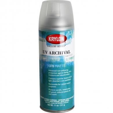 Lak KRYLON archivaèní UV bezbarvý