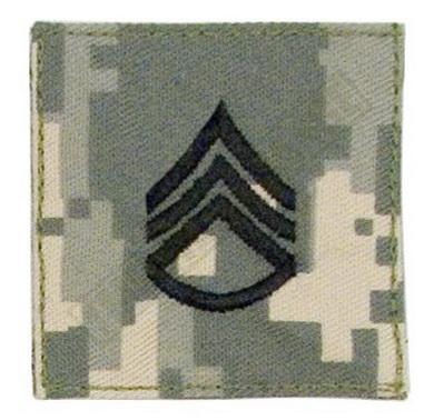 Hodnostní oznaèení Staff Sergeant