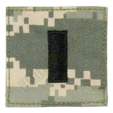 Hodnostní oznaèení 1st Lieutenant