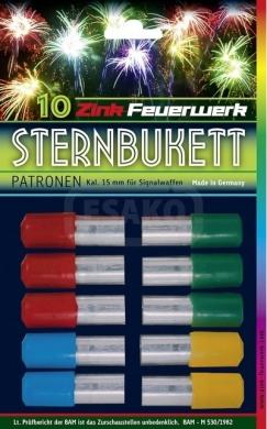 Pyro svìtlice Sternbukett set 10ks