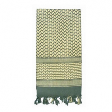 Šátek SHEMAG odlehèený FOLIAGE 105 x 105 cm