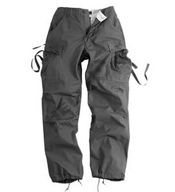 Kalhoty M67 Tropical ÈERNÉ