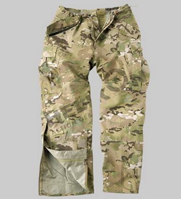 Kalhoty ECWCS CAMOGROM