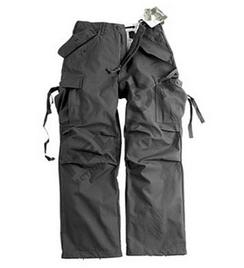 Kalhoty M65 ÈERNÉ