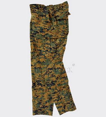 Kalhoty USMC DIGITAL WOODLAND