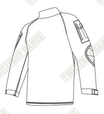 Košile taktická COMBAT RESPONSE