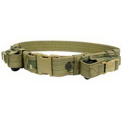 Opasek taktický 5cm se sumkami M9