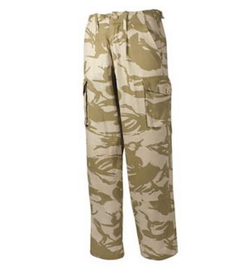 Kalhoty britské SOLDIER 95 DPM DESERT nové