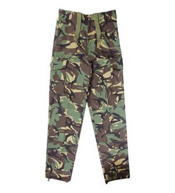 Kalhoty britské SOLDIER 95 DPM nové