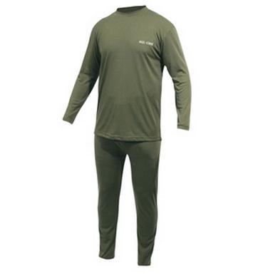 Komplet funkèní prádlo THERMAL OLIV