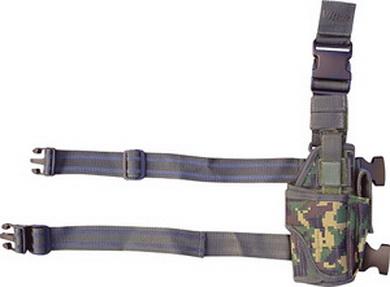 Pouzdro pistolové UNIVERSAL stehenní DPM DIGITAL