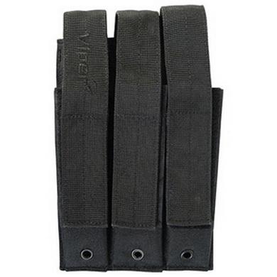 Sumka VIPER na 3 ks zásobníkù MP5 ÈERNÁ