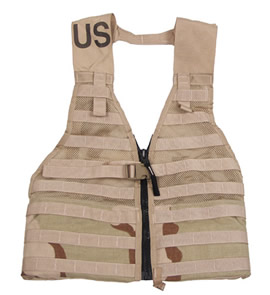 armáda U.S. Vesta FLC MOLLE II 3col. DESERT