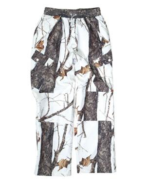MIL-TEC Kalhoty HUNTER lovecká SNOW WILDTREE