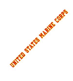 ROTHCO Samolepka na okno UNITED STATES MARINE CORPS