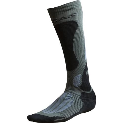 BATAC Ponožky BATAC Mission - podkolenka ZELENO/ŠEDÉ