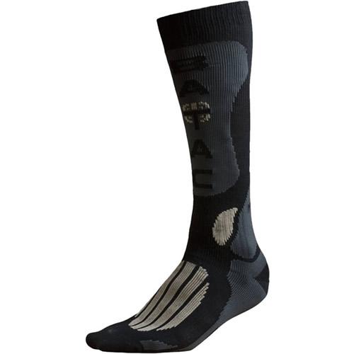 BATAC Ponožky BATAC Mission - podkolenka ČERNO/ZLATÉ