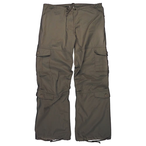 aec6fc04334 Kalhoty dámské VINTAGE PARATROOPER HNĚDÉ - ROTHCO - Army shop ...