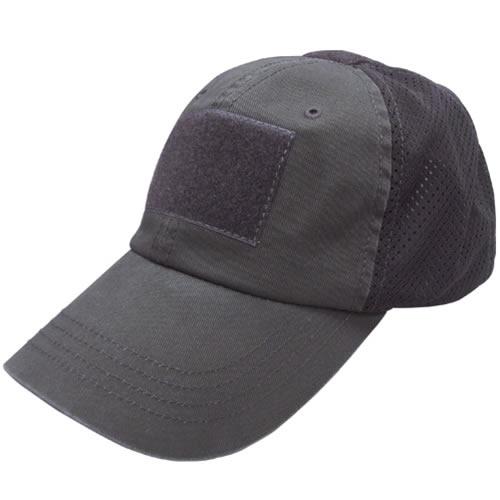 CONDOR OUTDOOR Čepice TEAM CAP MESH baseballová ČERNÁ