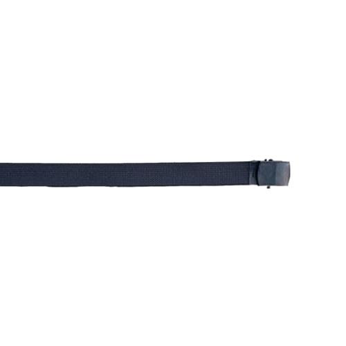 ROTHCO Opasek NYLON s černou přezkou ČERNÝ 110cm