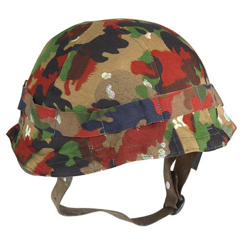 armáda Švýcarská Potah na helmu ŠVÝCARSKÝ M71 použitá