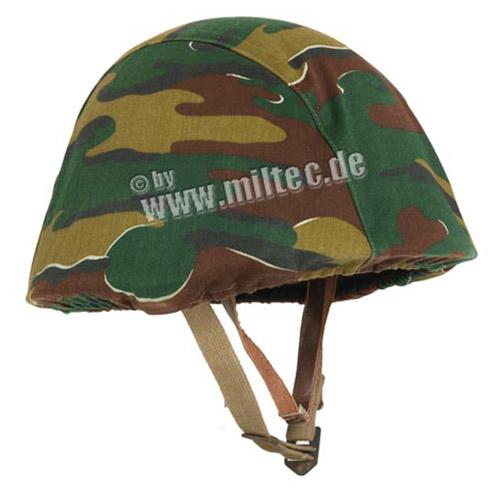 armáda Belgická Potah na helmu BELGIE