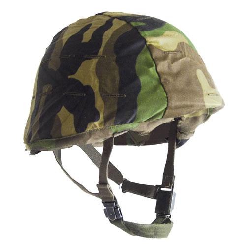armáda U.S. Potah na helmu US PASGT WOODLAND