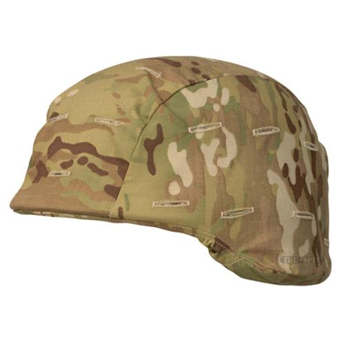 TRU-SPEC Potah na helmu US PASGT MULTICAM