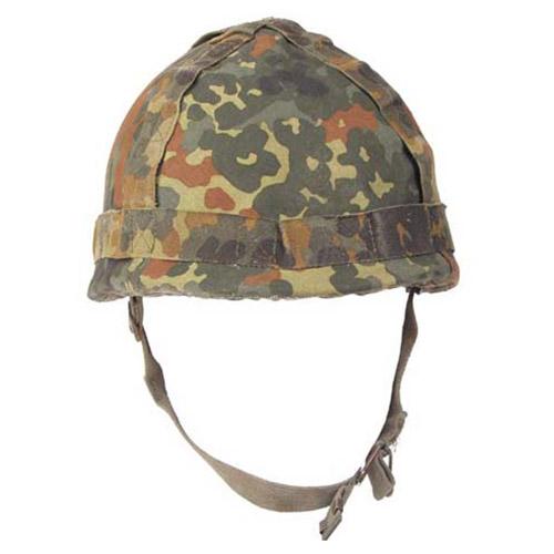 armáda Německá Potah BW na helmu FLECKTARN použitý