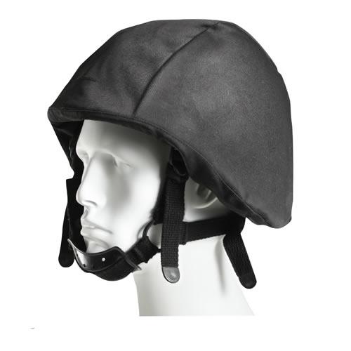 ROTHCO Potah na helmu US ČERNÁ